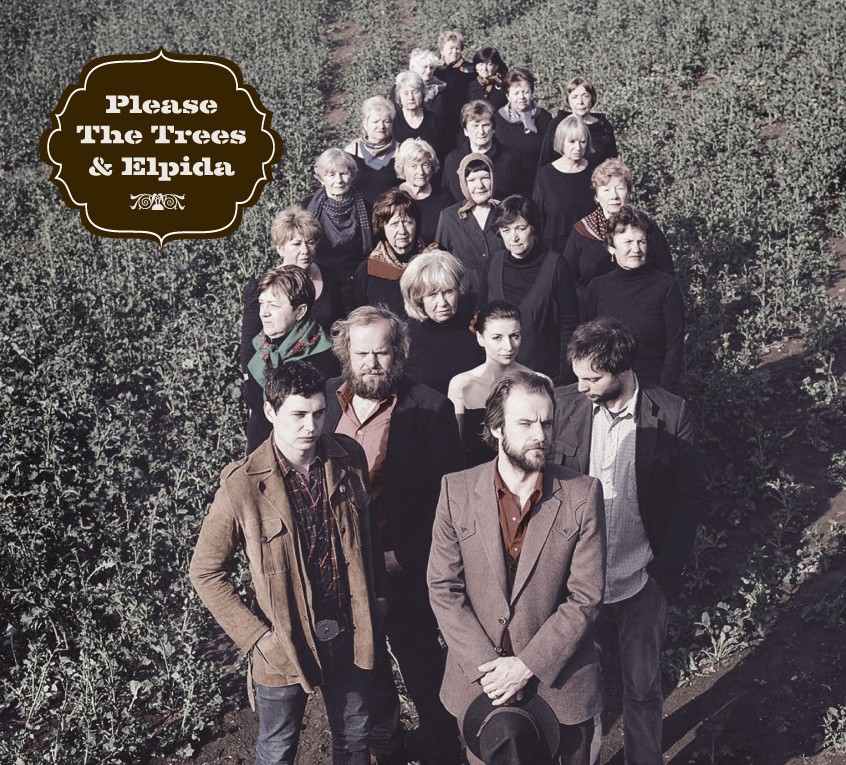Obr.: EP Please The Trees & Elpida